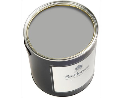 Sanderson Oil Based Eggshell Iron Grey Paint