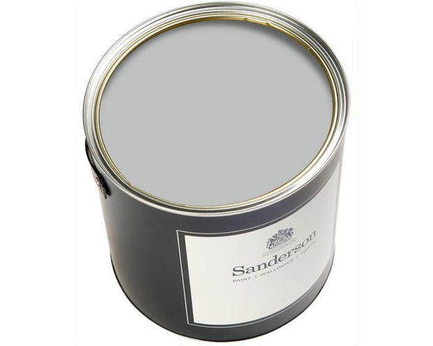 Sanderson Water Based Eggshell Kent Grey Paint