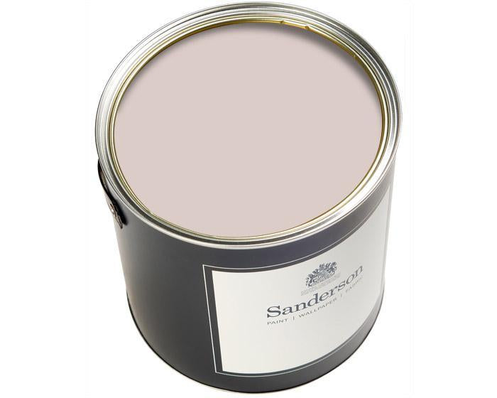 Sanderson Water Based Eggshell Light Rose Paint