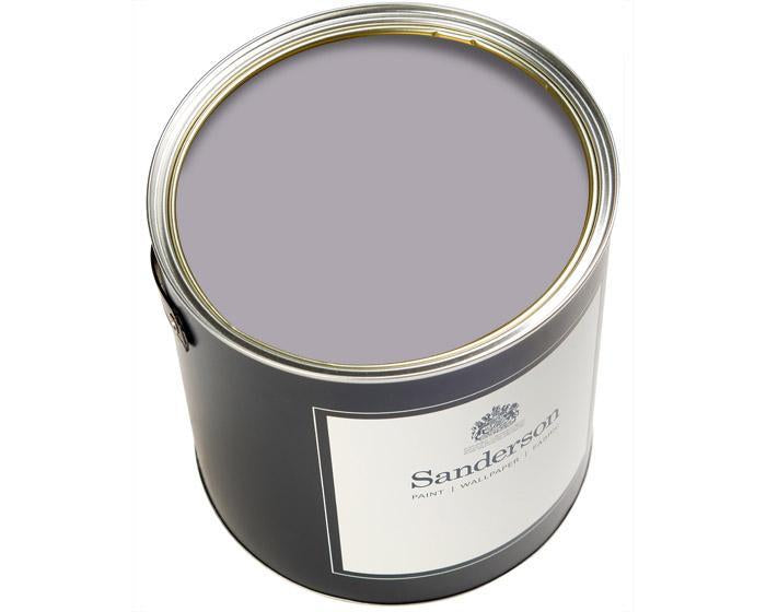 Sanderson Water Based Eggshell Lilac Shadow Paint