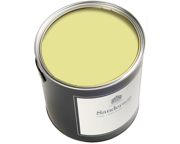 Sanderson Active Emulsion Lime Froth Paint