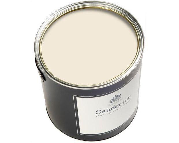 Sanderson Water Based Eggshell Marshmallow Snow Paint