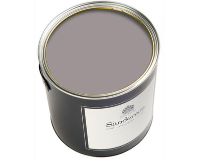 Sanderson Oil Based Eggshell Nightshade Paint