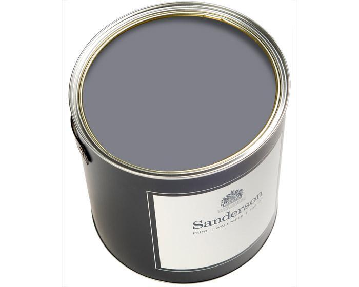 Sanderson Water Based Eggshell Oakeley Slate Paint