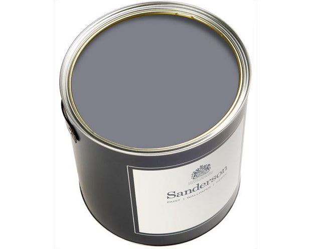 Sanderson Oil Based Eggshell Oakeley Slate Paint