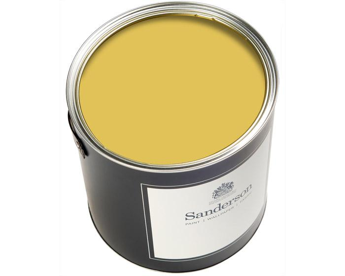 Sanderson Oil Based Eggshell Papavera Paint