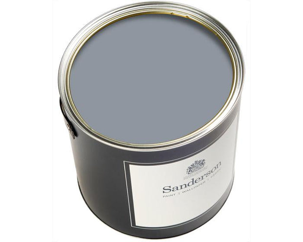 Sanderson Oil Based Eggshell Rainlake Paint
