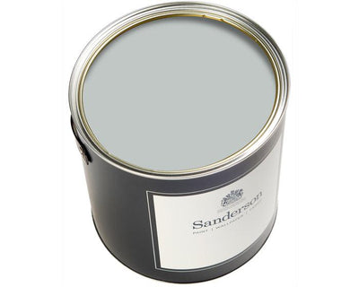 Sanderson Oil Based Eggshell Scotch Grey Paint