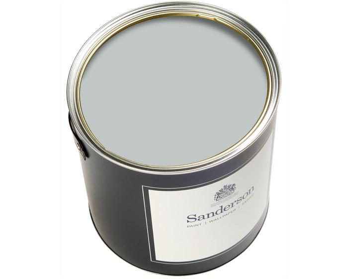 Sanderson Water Based Eggshell Scotch Grey Paint