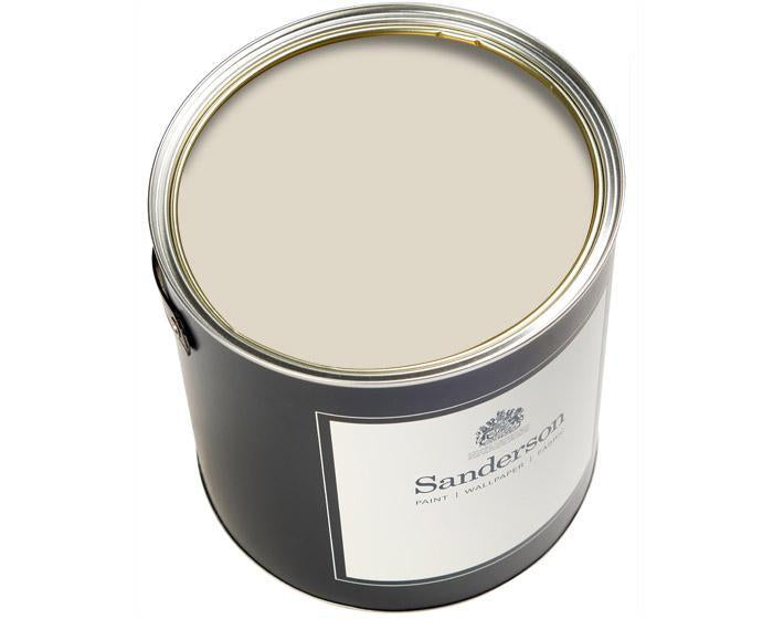 Sanderson Water Based Eggshell Silver Dust Paint