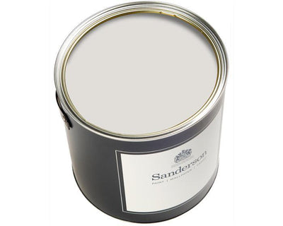 Sanderson Water Based Eggshell Sky Grey Paint