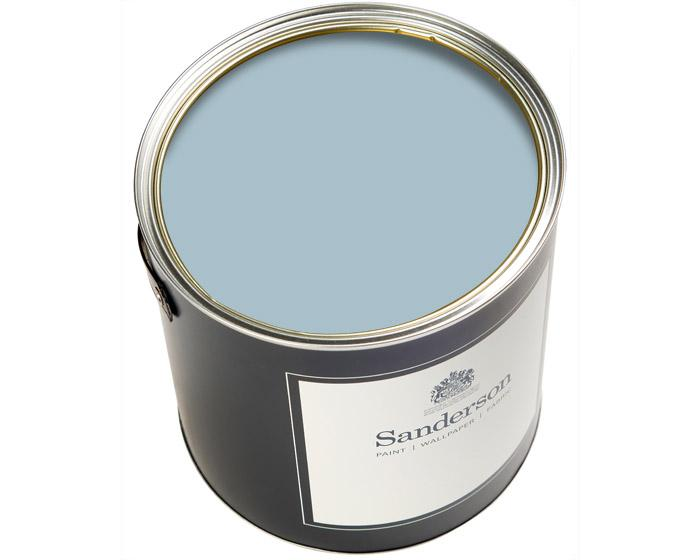 Sanderson Oil Based Eggshell Southwold Blue Paint