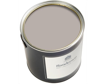 Sanderson Oil Based Eggshell Starling Paint
