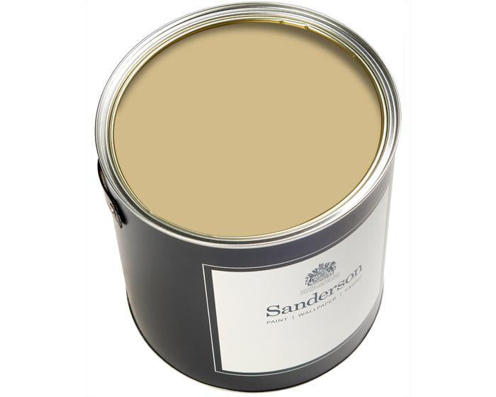 Sanderson Water Based Eggshell Wheat Paint