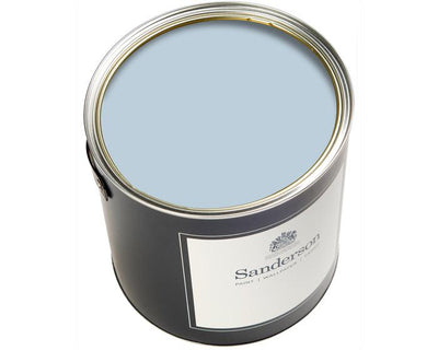 Sanderson Active Emulsion Window Blue Paint