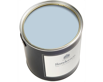 Sanderson Water Based Eggshell Window Blue Paint