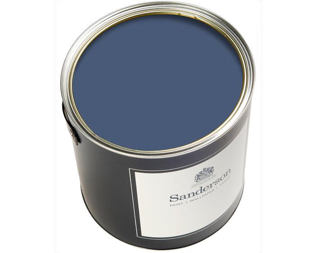 Sanderson Oil Based Eggshell Yacht Blue Lt Paint
