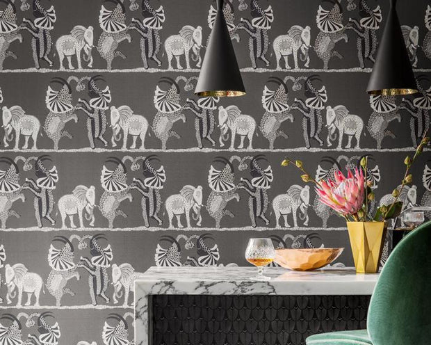 Cole & Son Safari Dance 109/8037 Wallpaper