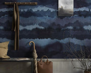 Sandberg Midnatt Dark Blue 637-04 Wallpaper