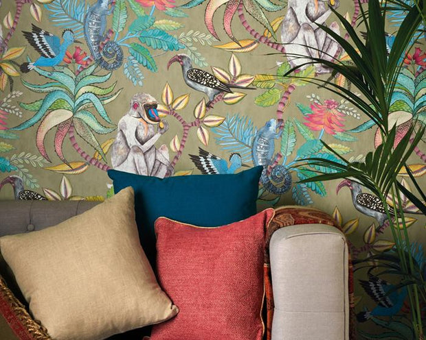 Cole & Son Savuti 109/1007 Wallpaper