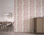 Scion Berry Tree Mink Plum Berry/Lime 112265 Wallpaper