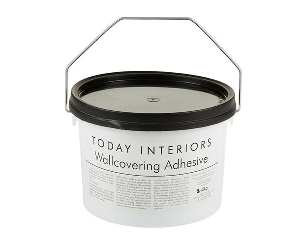 Today Interiors Ready Mixed Wallpaper Adhesive