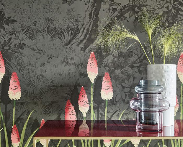 Little Greene Upper Brook Street Matin 0251UBMATIN Wallpaper