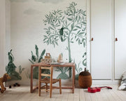 Sandberg Wilton Jade 653-58 Wallpaper