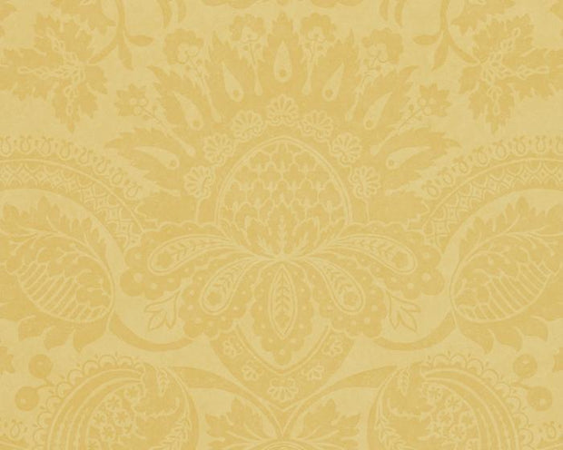 Zoffany Pomegranate Saffron CDW01001 Wallpaper
