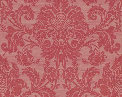Zoffany Crivelli Red CDW02010 Wallpaper