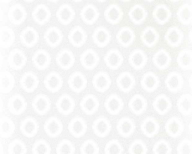 Zoffany Tallulah Plain Perfect White 312961 Wallpaper