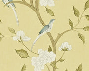 Zoffany Eleonora Stone/Prussian ZGUV08004 Wallpaper