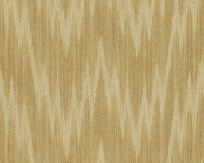 Zoffany Antique Flamestitch Gold 311732 Wallpaper