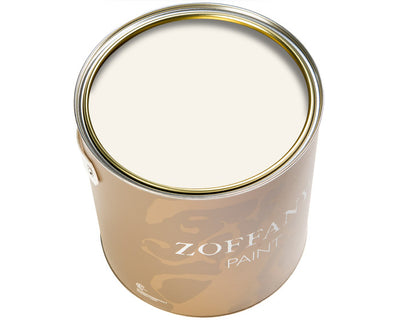 Zoffany Acrylic Eggshell Architect's White Paint