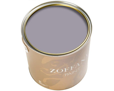 Zoffany Oil Eggshell Grey Violet Paint
