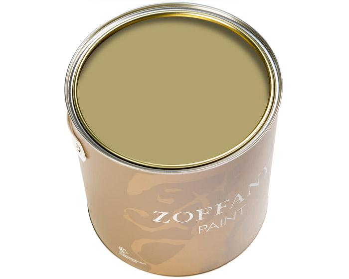 Zoffany Oil Eggshell Hessian Green Paint