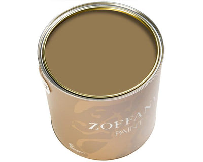 Zoffany Oil Eggshell Muddy Amber Paint
