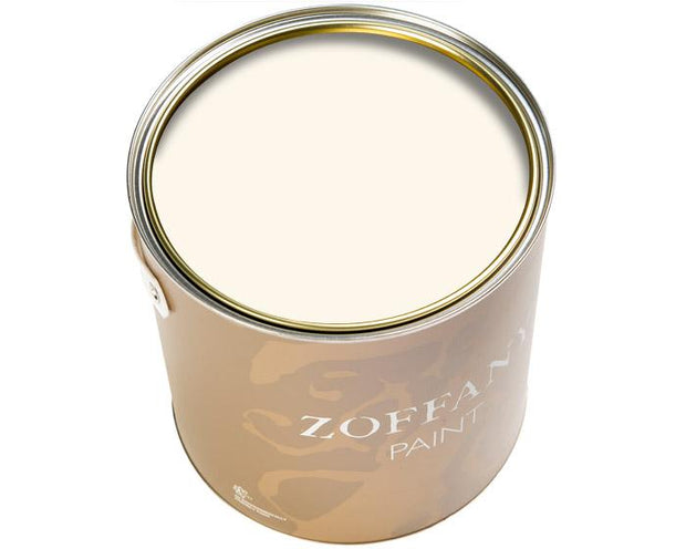 Zoffany Oil Eggshell Perfect White Paint