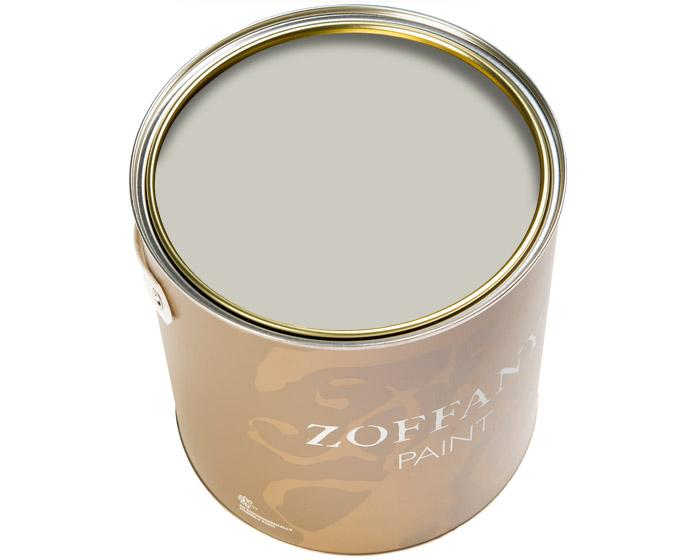 Zoffany Oil Eggshell Platinum Grey Paint