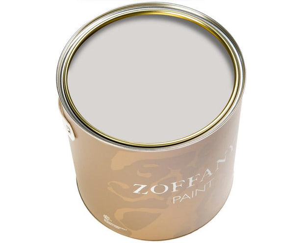 Zoffany Oil Eggshell Quarter Silver Paint