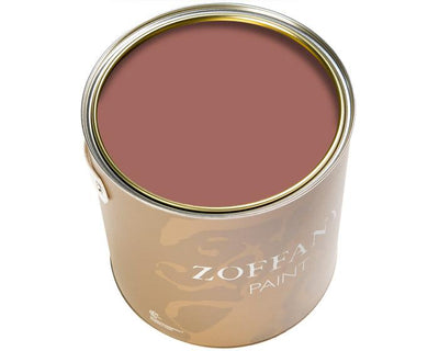 Zoffany Oil Eggshell Russet Paint