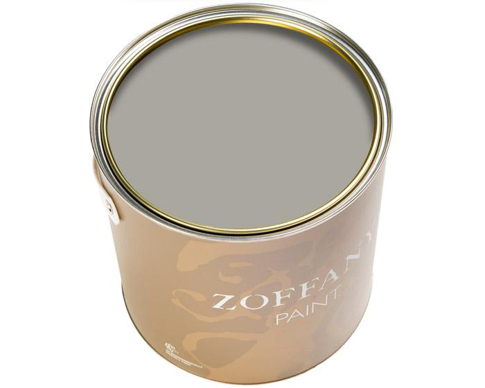 Zoffany Oil Eggshell Storm Grey Paint