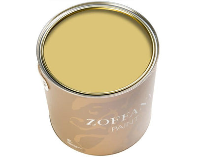 Zoffany Oil Eggshell Vermeer Yellow Paint