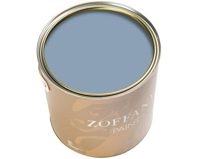Zoffany Oil Eggshell Wedgwood Blue Paint