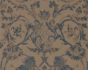 Zoffany Landseer Prussian/Copper 312615 Wallpaper