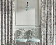 Zoffany Ormonde Key Harbour Grey 312938 Wallpaper