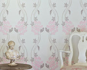 Barneby Gates Autumn Berry in Vintage Pink Wallpaper BG1100202