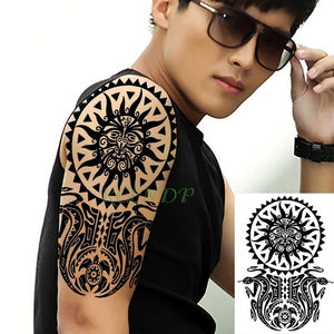 Waterproof Temporary Tattoo Sticker hand arm leg for girl women men