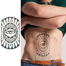 Load image into Gallery viewer, Waterproof Temporary Tattoo Sticker hand arm leg for girl women men