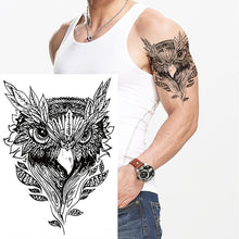 Load image into Gallery viewer, Body Art Sexy tattoo, Waist Tattoo
